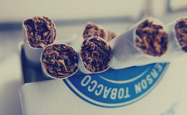 Tobaksprodukter